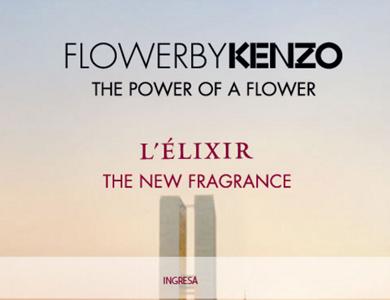 FLOWERS BY KENZO APP