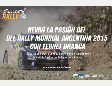 BRANCA WORLD RALLY