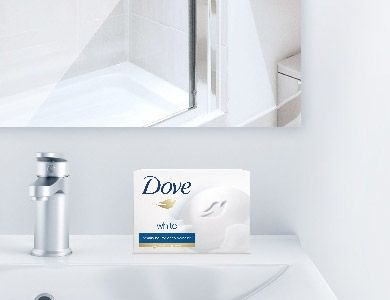 DOVE - A BEAUTIFUL BATH