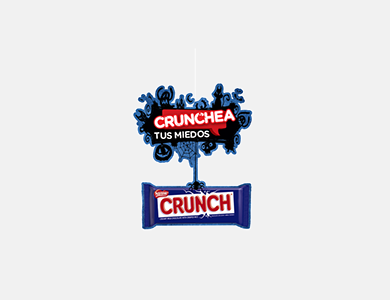 Crunch Halloween