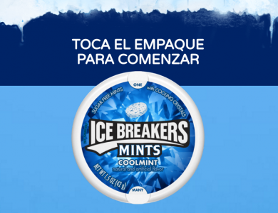 Ice Breakers - Mentas